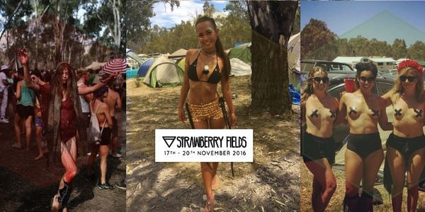Humans of Strawberry Fields Festival 2016 in Instagram Photos