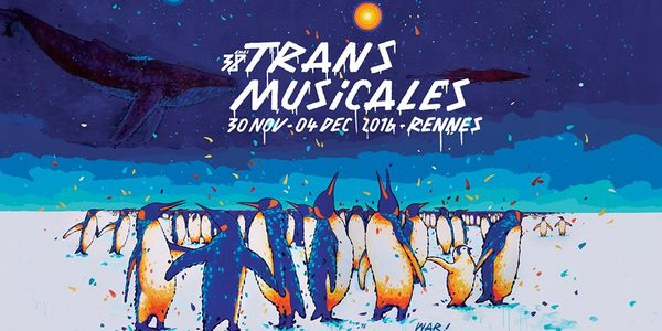 Best Live Moments at Trans Musicales Festival in Instagram Pictures