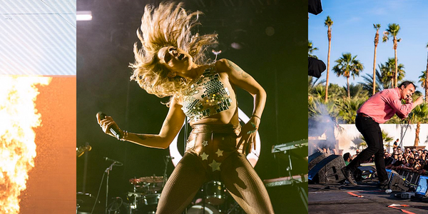 10 epic moments that happened on Coachella's Weekend #1
