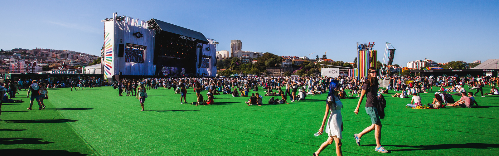 NOS Alive 2nd day: 5 concerts you don't wanna miss