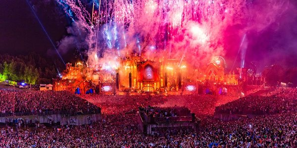 Tomorrowland 2017 stage designs got leaked