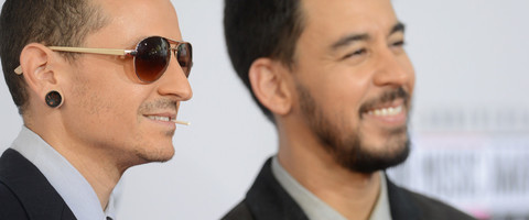 Mike Shinoda comments on Chester Bennington's suicide