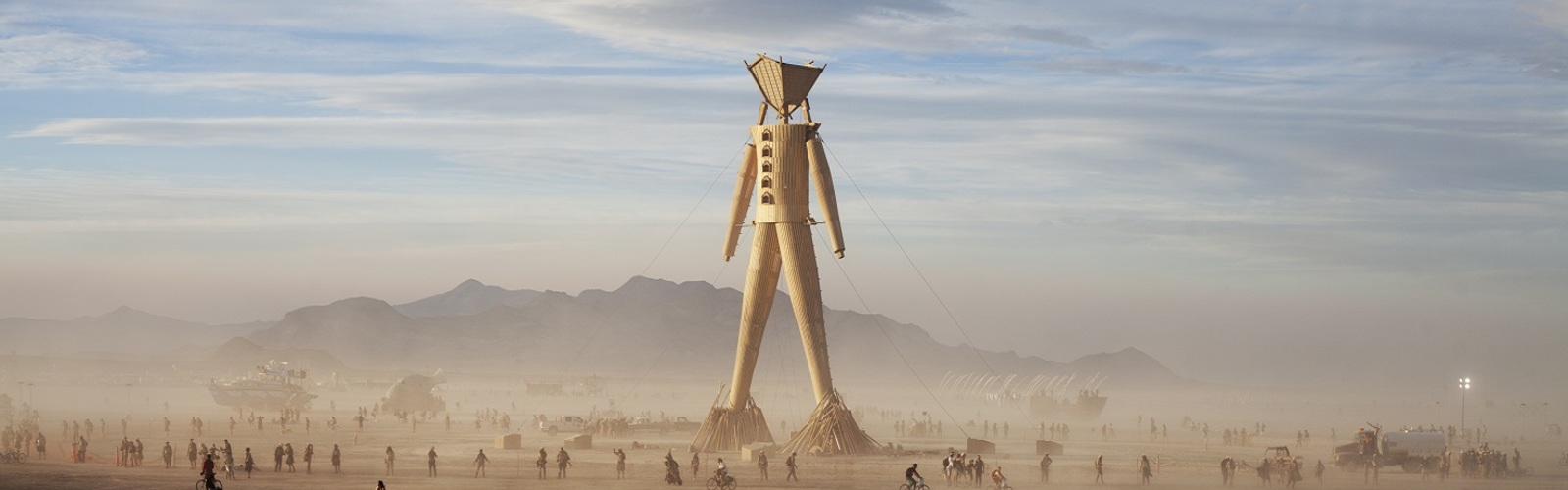 Burning Man starts today