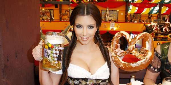 10 Facts you didn't know about Oktoberfest