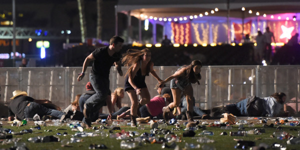 At least 50 people killed in Las Vegas festival shooting