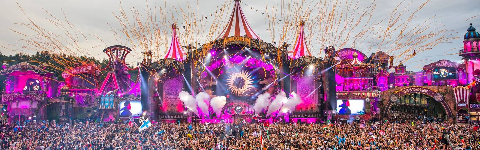 Tomorrowland Announce 2018 Dates and New Theme