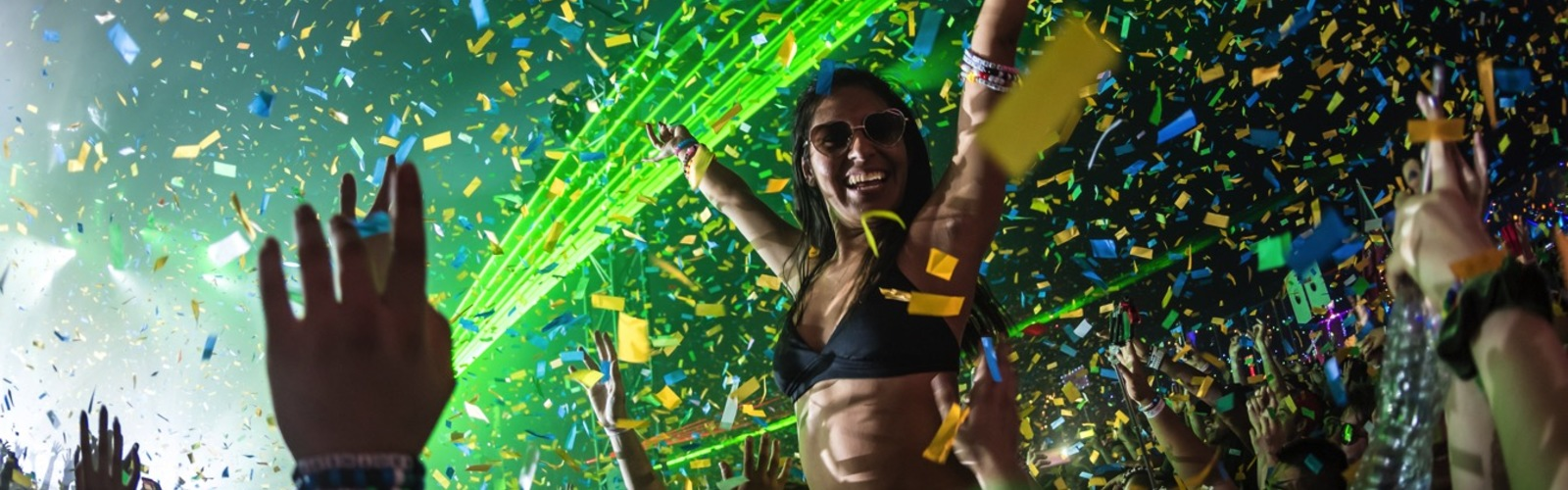 Beyond Wonderland: dance, dream and have the time of your life!