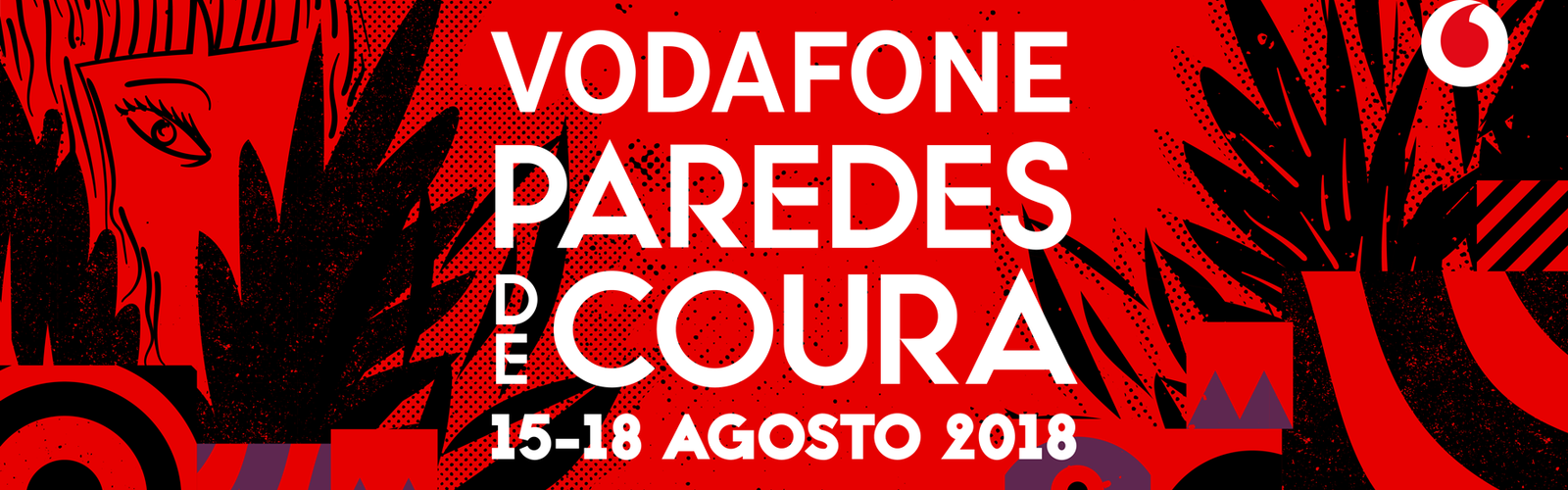 "Vodafone Paredes de Coura ""Comes to the Village"" in 2018"
