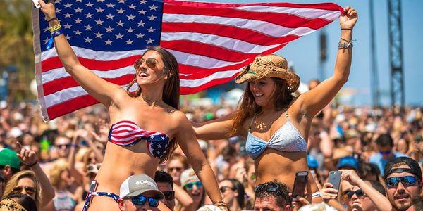 The Best Spring Break Music Festivals in the USA