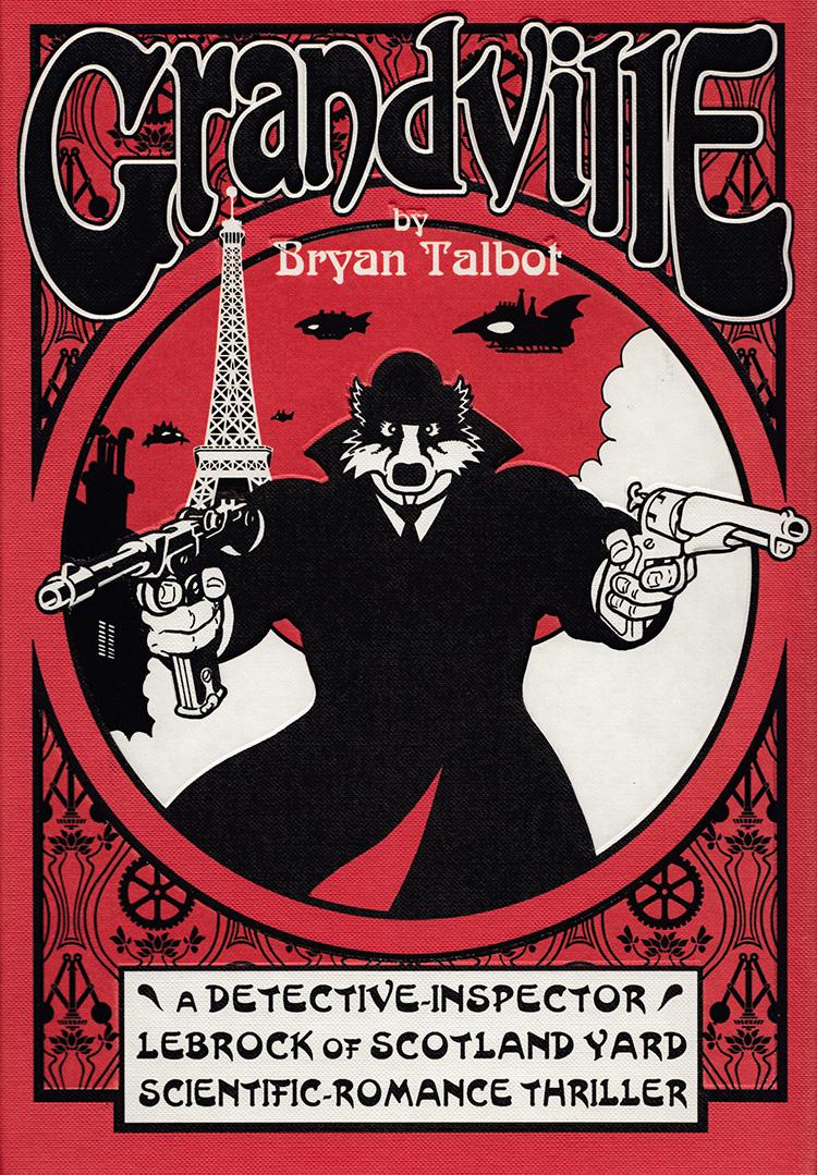 Grandville av Bryan Talbot