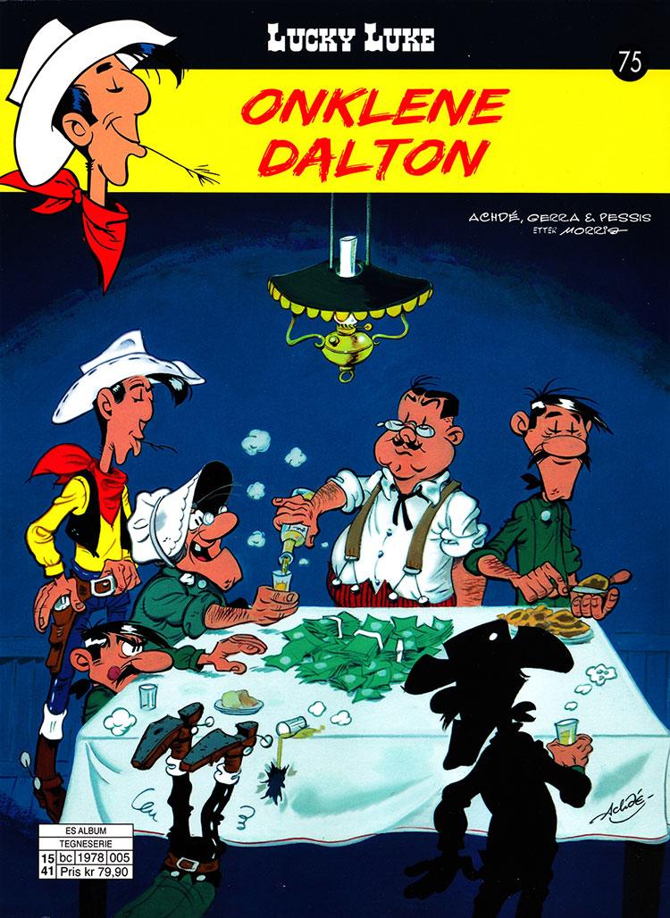 Lucky Luke - Onklene Dalton