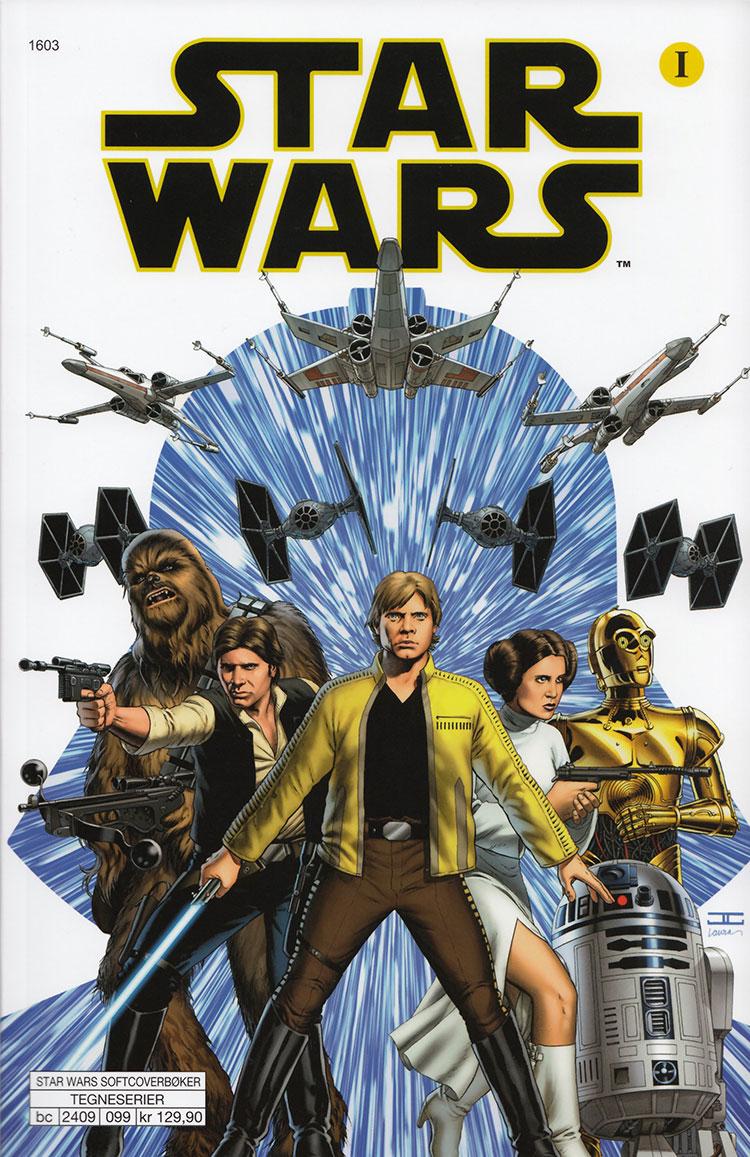 Star Wars - Skywalker slår til