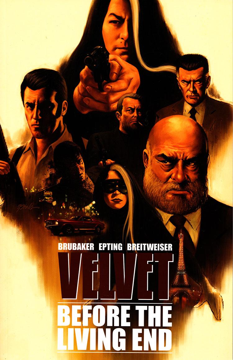 Velvet volume 1 - Before the living end
