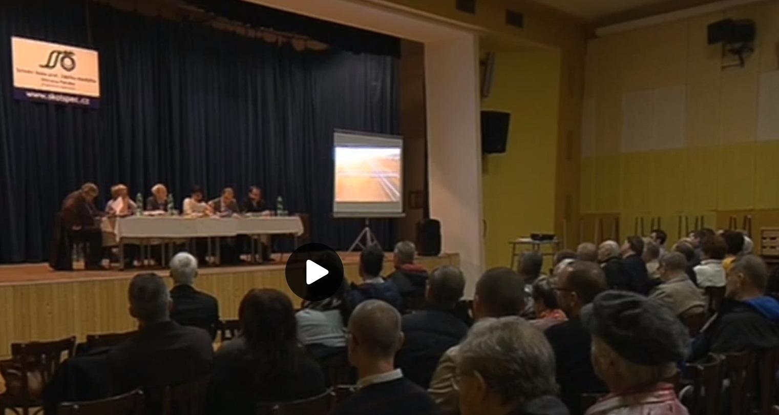 Odpůrci stavby se veřejného projednání EIA nezúčastnili