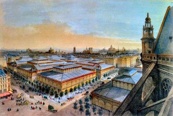 Le ventre de Paris d'Emile Zola