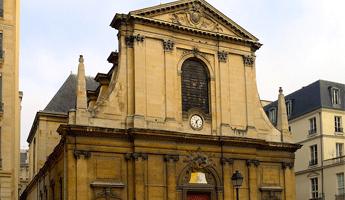 basilique Notre-Dame-des-Victoires, arrondissement paris, paris arrondissement, arrondissements paris