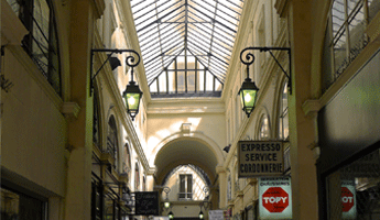 Passage Vendôme, arrondissement paris, paris arrondissement, arrondissements paris