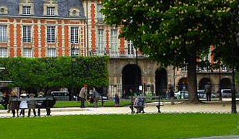 Place des Vosges, arrondissement paris, paris arrondissement, arrondissements paris