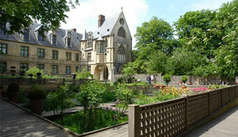 Jardin de Cluny, arrondissement paris, paris arrondissement, arrondissements paris
