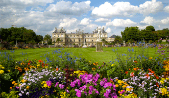 Jardin du Luxembourg, arrondissement paris, paris arrondissement, arrondissements paris