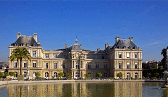 Palais du Luxembourg, arrondissement paris, paris arrondissement, arrondissements paris