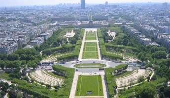 Champs de Mars, arrondissement paris, paris arrondissement, arrondissements paris