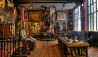 Musée de Gustave Moreau, arrondissement paris, paris arrondissement, arrondissements paris