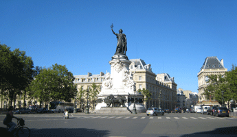 Place de la République, arrondissement paris, paris arrondissement, arrondissements paris