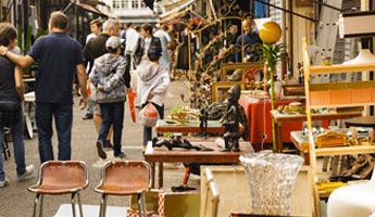 Marché aux puces rue de Vanves, arrondissement paris, paris arrondissement, arrondissements paris