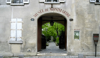 Musée de Montmartre, arrondissement paris, paris arrondissement, arrondissements paris