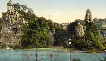 Parc des Buttes Chaumont, arrondissement paris, paris arrondissement, arrondissements paris