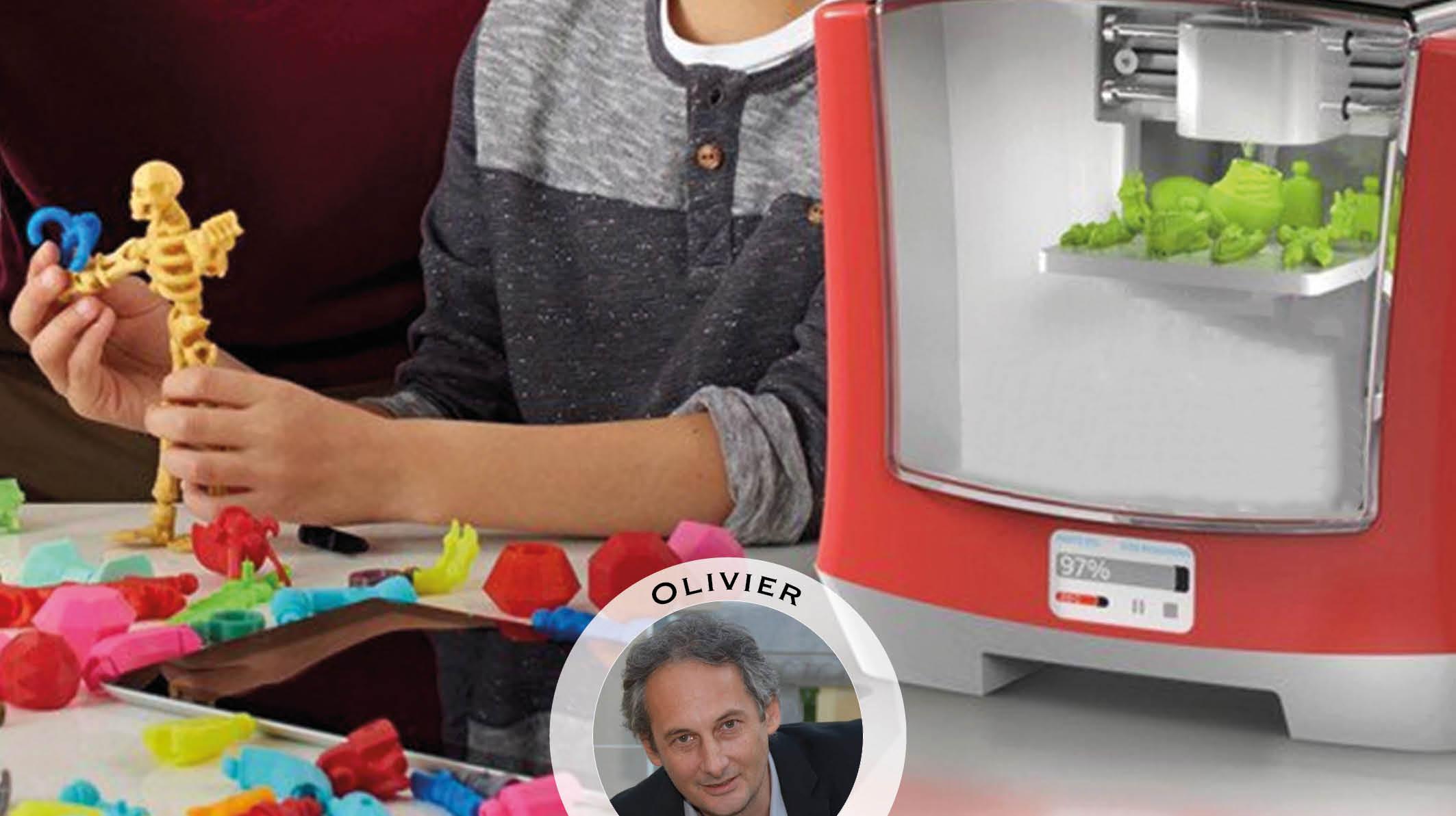 Atelier pour enfants au numérique 3D