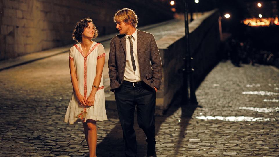 Visite autour du film Minuit à Paris