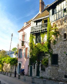 Montmartre hors des sentiers battus