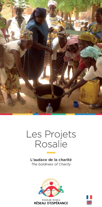 Brochure Projets Rosalie