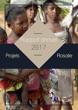 Rapport Annuel 2017 - Projets Rosalie