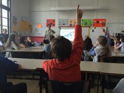 Les CM2 Ecole Jean Rostand