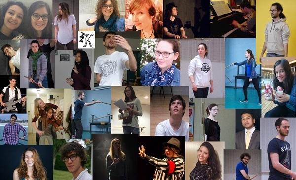 Tous les membres du projet