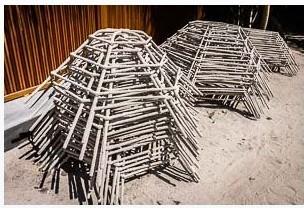 """Structures métalliques ou """"frames"""""""