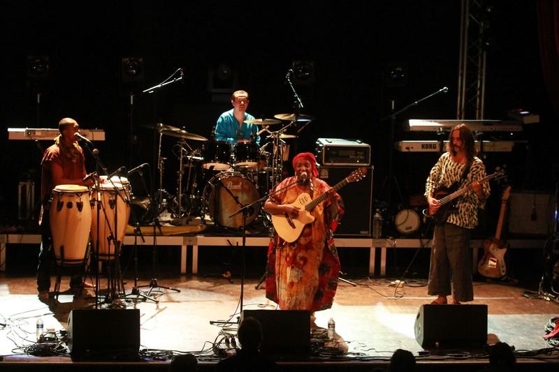 concert Kaluwo