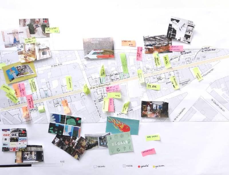 La Rue de la République du Design
