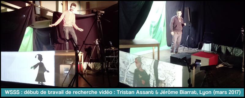 WSSS travail vidéo