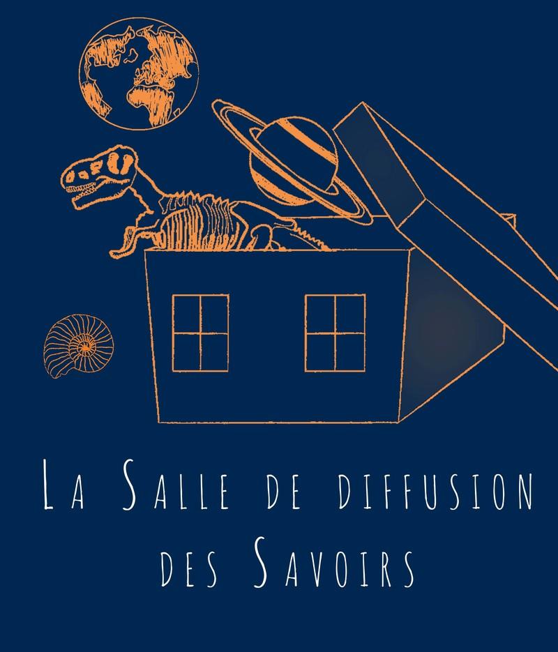 Symbole Salle Diffusion Savoirs