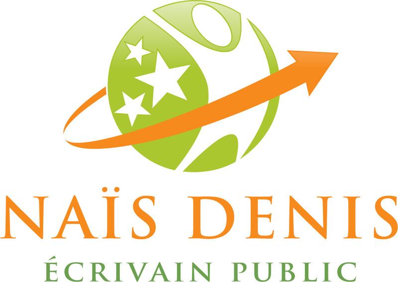 logo de Naïs Denis écrivain public à Culoz