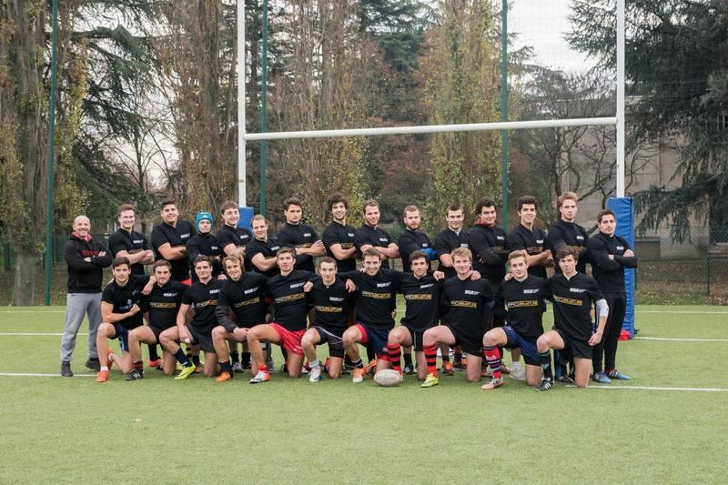 Equipe 1 masculine des Chap