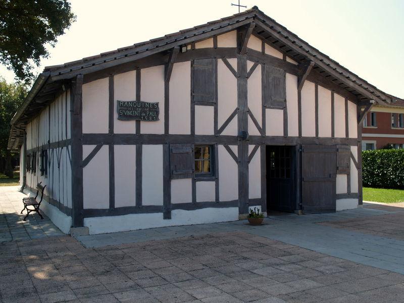 Ranquines - Maison natale de Saint Vincent