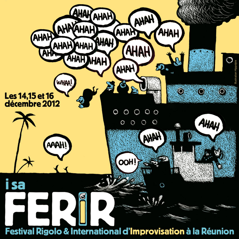 I Sa Ferir - 2012