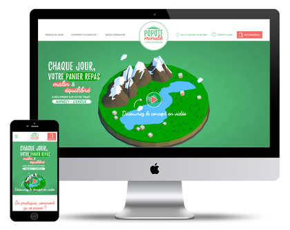 site-web-popote-minute
