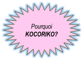 POURQUOI KOCORIKO