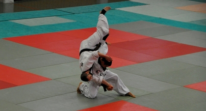 Activités externes - Hapkido